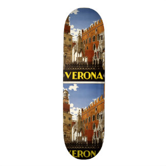 Monopatines de Verona Italia del viaje del vintage