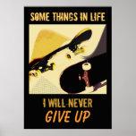 Monopatines - nunca dé para arriba el poster