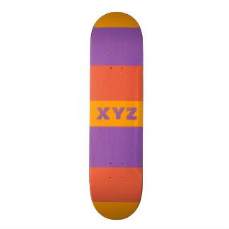 Monopatines tricolores del personalizado de las ra patinetas personalizadas