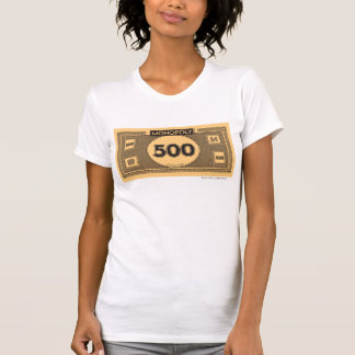Monopoly | 500 Dollar Bill T-Shirt