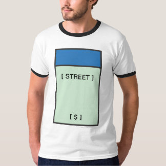 Monopoly | Blue Space T-Shirt