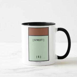 Monopoly | Brown Space Mug