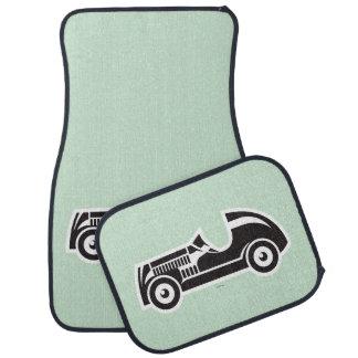 Monopoly   Car Car Floor Mat
