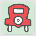 Monopoly   Free Parking Square Sticker