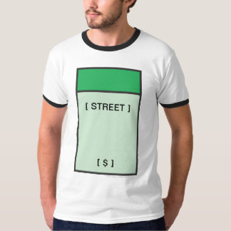 Monopoly | Green Space T-Shirt