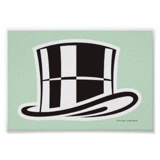 Monopoly | Hat Poster