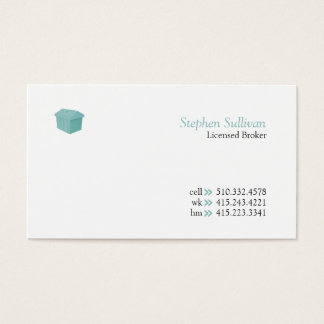 Monopoly i business card