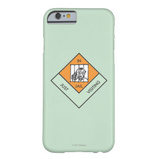 Monopoly | In Jail/Just Visiting Barely There iPhone 6 Case
