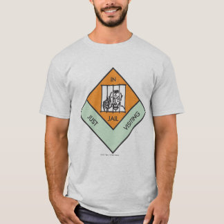 Monopoly | In Jail/Just Visiting T-Shirt