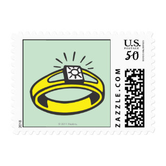 Monopoly |  Luxury Tax Postage