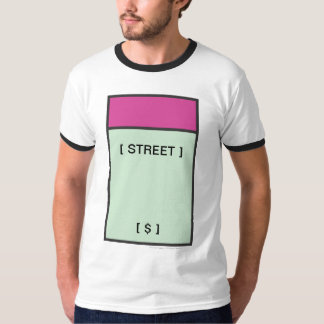 Monopoly | Magenta Space T-Shirt