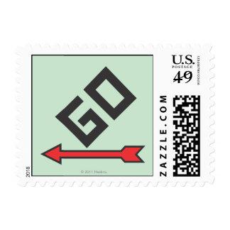 Monopoly   Pass Go Postage