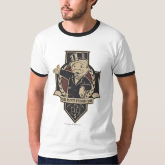 Monopoly | Real Estate Tycoon Club T-Shirt