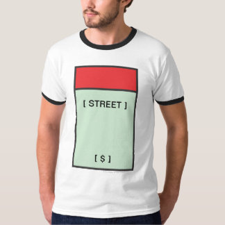 Monopoly | Red Space T-Shirt