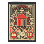 Monopoly Revolution Greeting Card