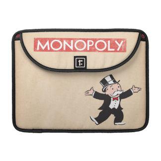 Monopoly | Uncle Pennybags MacBook Pro Sleeve