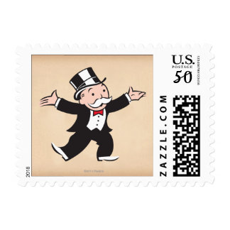 Monopoly | Uncle Pennybags Postage