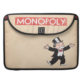 Monopoly | Uncle Pennybags Sleeve For MacBooks