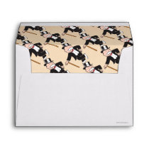 Monopoly | Uncle Pennybags Winking Envelope