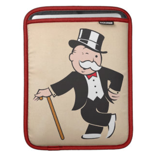 Monopoly | Uncle Pennybags Winking iPad Sleeve