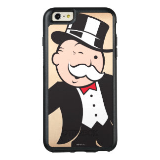 Monopoly | Uncle Pennybags Winking OtterBox iPhone 6/6s Plus Case