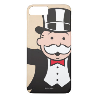 Monopoly | Uncle Pennybags With Cane iPhone 8 Plus/7 Plus Case