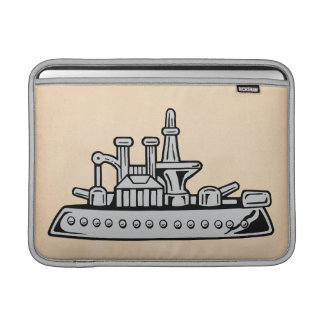 Monopoly | Vintage Ship Sleeve For MacBook Air