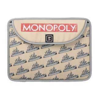 Monopoly | Vintage Ship Sleeve For MacBooks