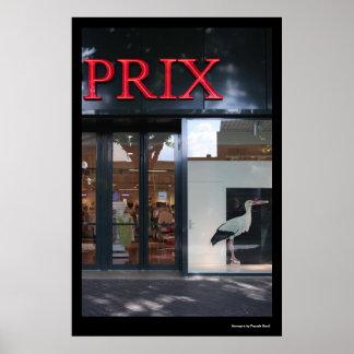 Monoprix - Urban Photography Poster