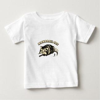 monorail cat baby T-Shirt