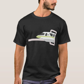 Monorail Lime T-Shirt