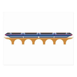 Monorail Postcard
