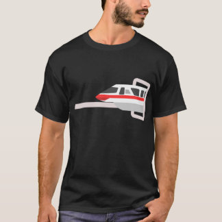 Monorail Red T-Shirt
