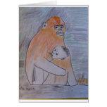 Monos chatos de ahorro tarjetas