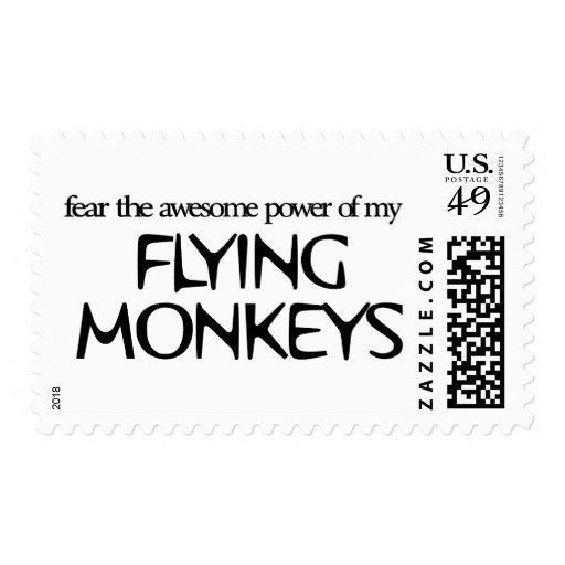 Monos del vuelo envio