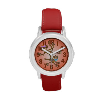 Monos Reloj