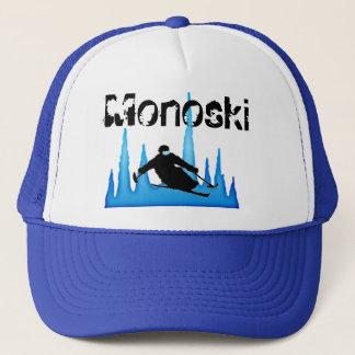 Monoski hat