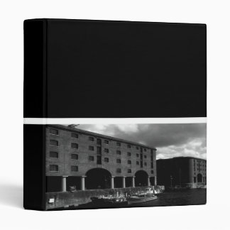 MonoTones| Albert Docks Binder