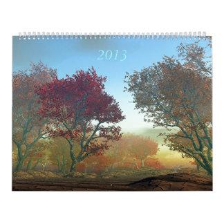 Monotonique 2013 calendar