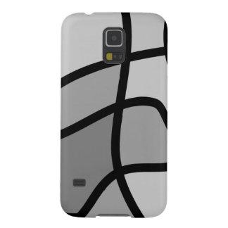 Monótono Funda Para Galaxy S5