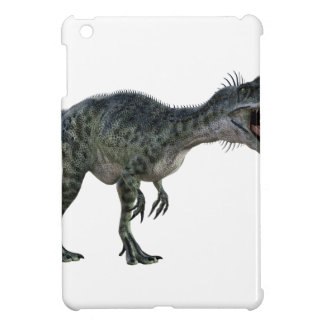 Monotophosaurus Bending Over and Roaring iPad Mini Case