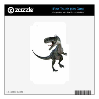 Monotophosaurus Looking Right iPod Touch 4G Skin