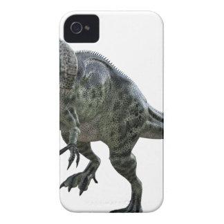 Monotophosaurus que mira abajo a la izquierda funda para iPhone 4 de Case-Mate