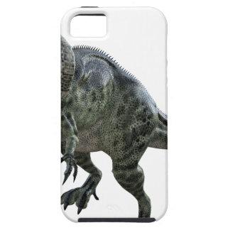 Monotophosaurus que mira abajo a la izquierda funda para iPhone SE/5/5s