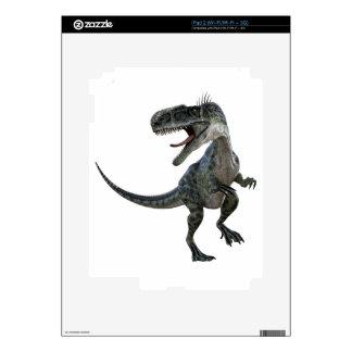 Monotophosaurus que parece derecho calcomanías para iPad 2