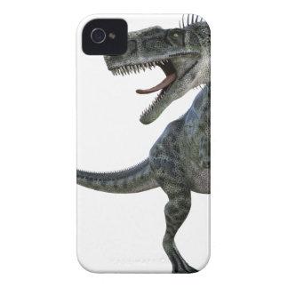 Monotophosaurus que parece derecho carcasa para iPhone 4
