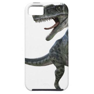 Monotophosaurus que parece derecho funda para iPhone SE/5/5s