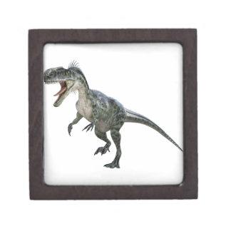 Monotophosaurus Running and Roaring Jewelry Box