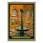 Monreale Palermo Italy Greeting Card