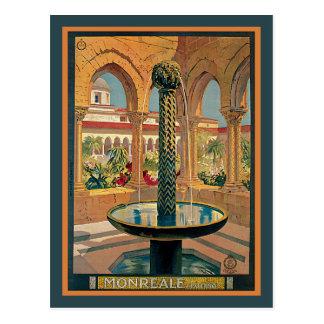 Monreale Postcard